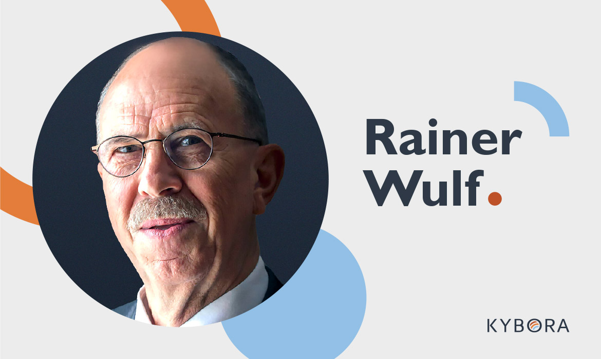 KYBORA Welcomes Rainer Wulf to the Team