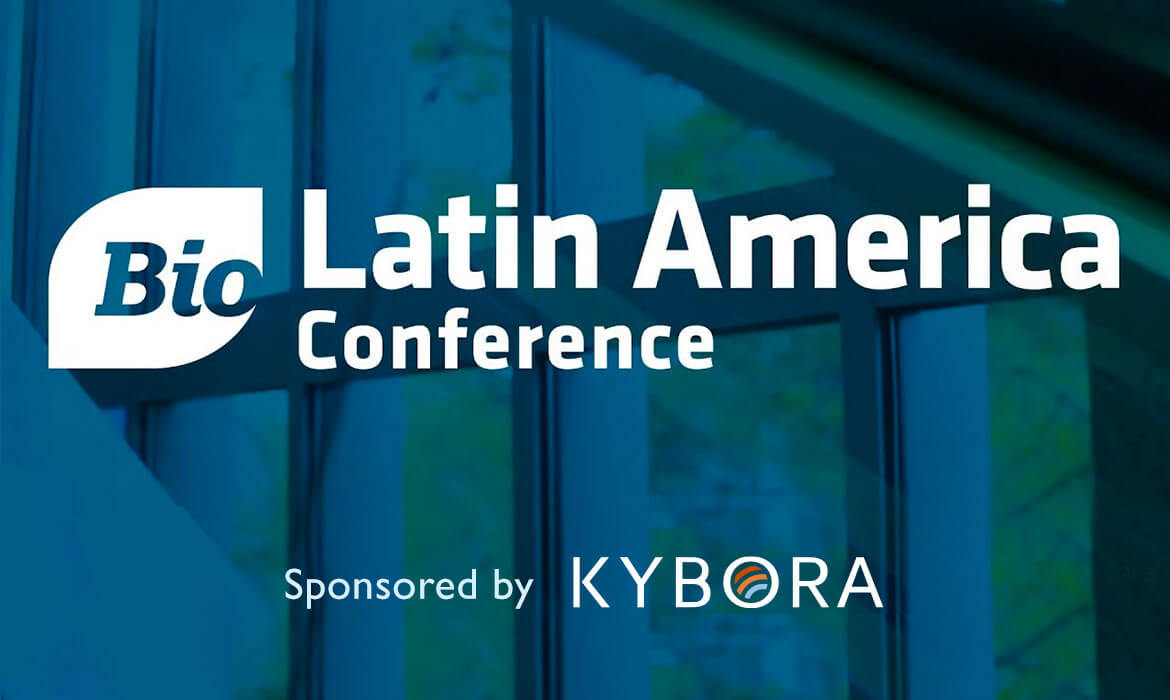 KYBORA Sponsors the Bio Latin America Conference Again