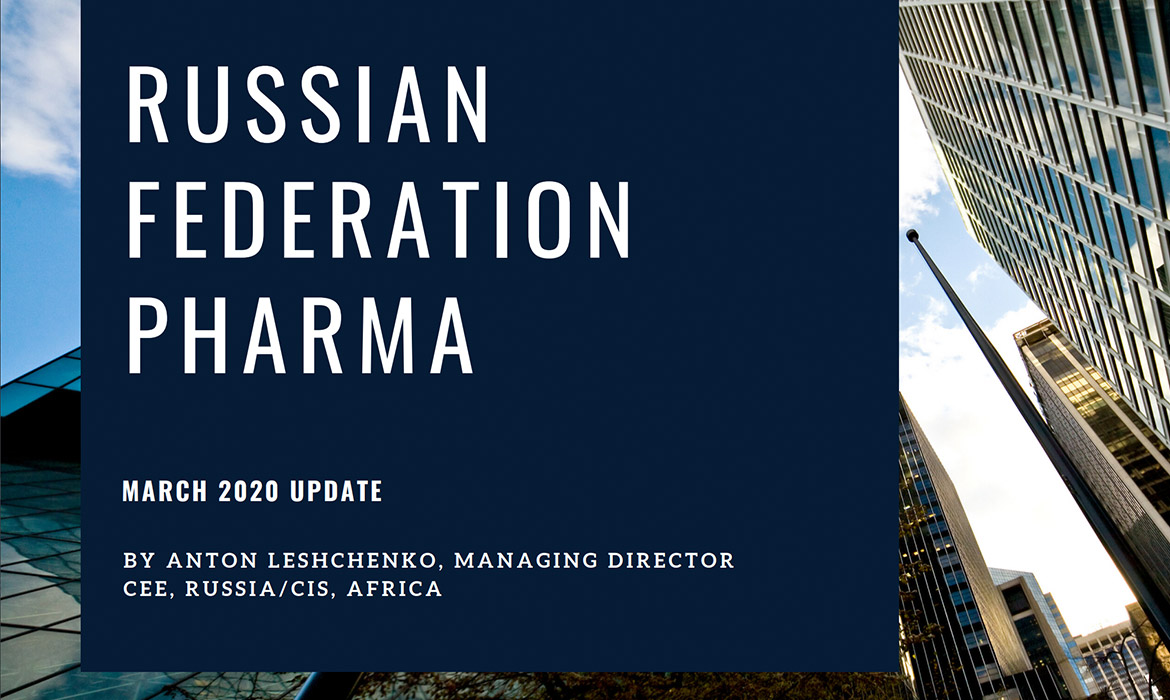 Russian Federation Pharma – March 2020 update