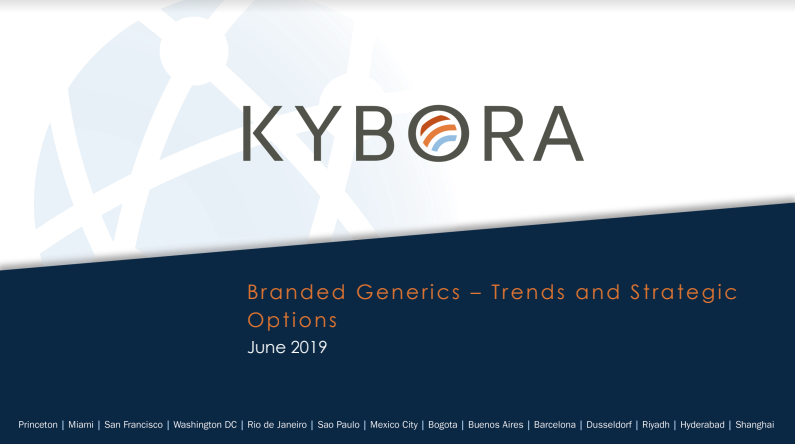 BGx: Trends and Strategic Options